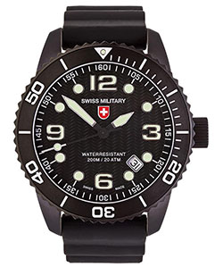 CX Swiss Military Marlin Scuba Nero