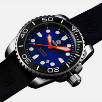 Sea Ram 500 Swiss Quartz