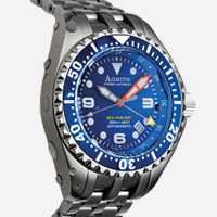 Azimuth Xtreme Sea Hum diving watch