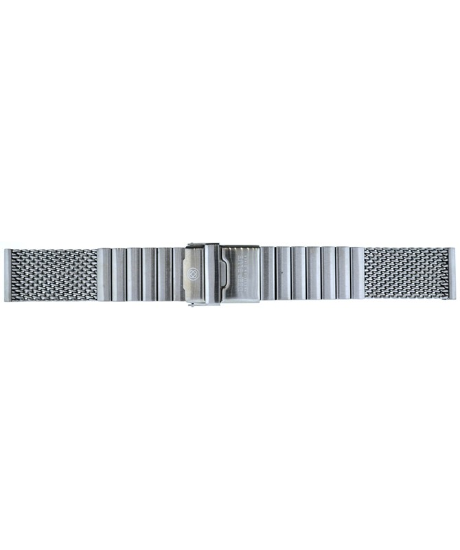 Deep Blue Stainless Steel Thick 'MESH' Bracelet for 26mm lug size