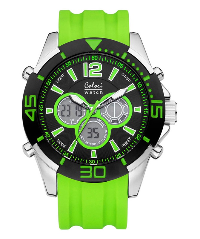 COLORI DIGITAL SPORTS ANADIGI DIGITAL WATCH