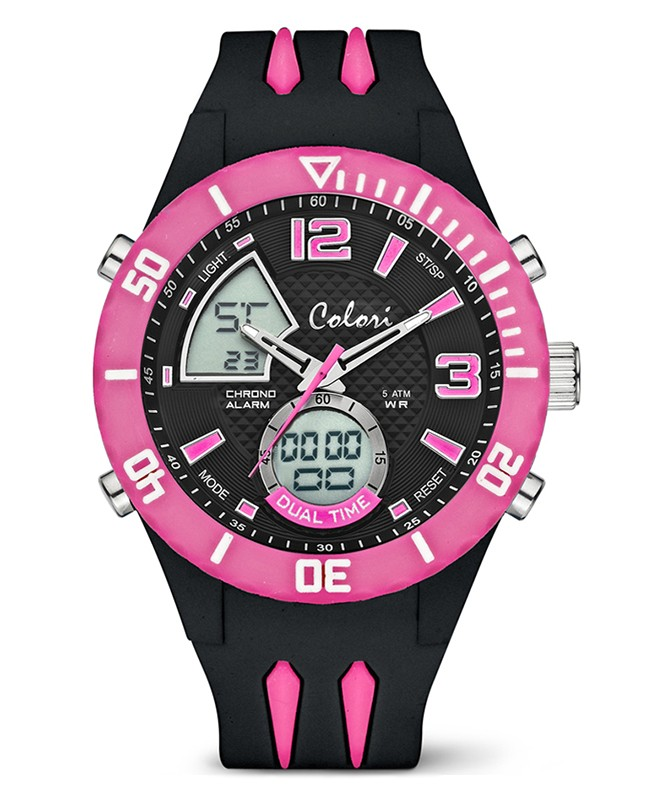 COLORI DIGITAL SPORTS ANADIGI WATCH 48mm