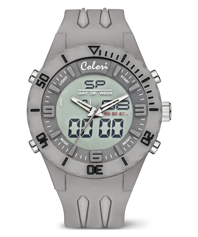 OLORI DIGITAL SPORTS ANADIGI WATCH 48mm 5ATM
