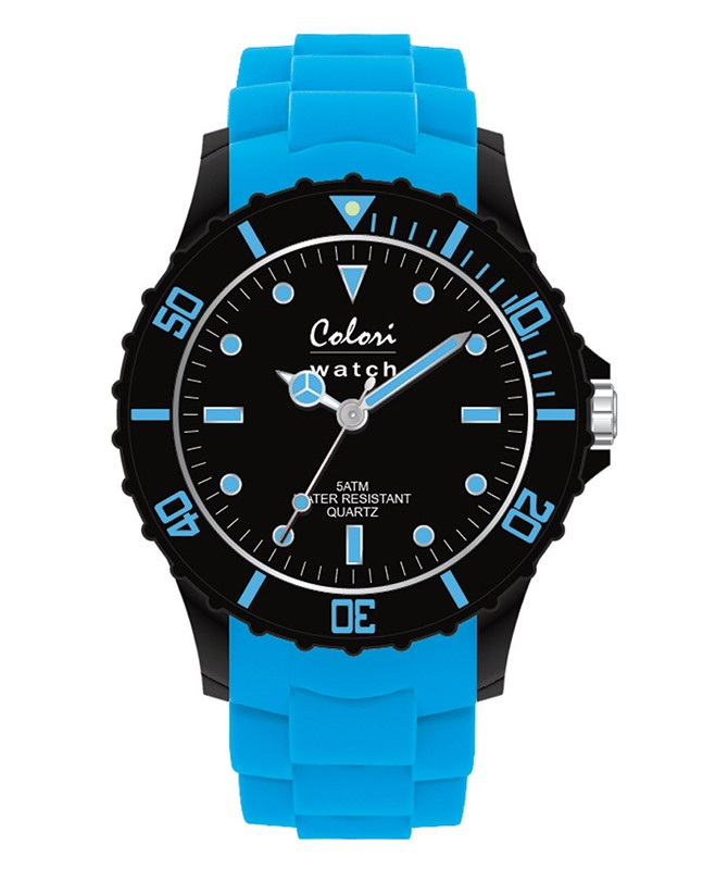 COLORI SUPER SPORTS WATCH 50M WR JAPAN QUARTZ