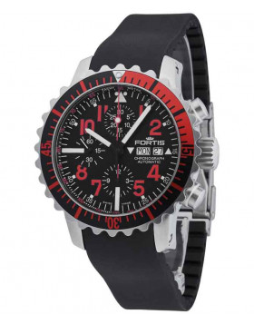 FORTIS Aquatis Marinemaster Chrono 42mm Swiss Auto watch 200m WR 671.23.43 K