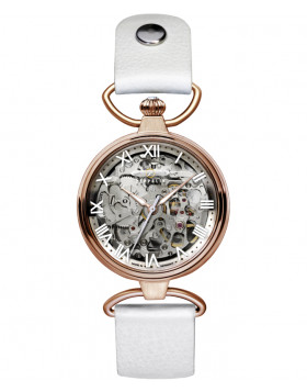 Zeppelin Princess Of The Sky Watch Series Rose Gold Coated With Stainless Steel Case 7459-1