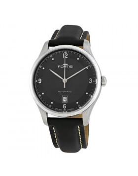 Fortis Terrestis Tycoon PM Classical/Modern Date Automatic Watch 903.21.11 L01