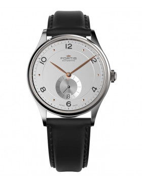 Fortis Terrestis Hedonist AM Classical/Modern Date Auto Watch 901.20.12 L01