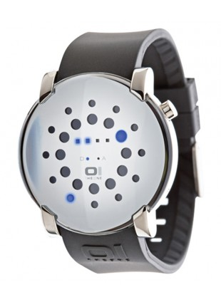 01 THE ONE GAMMA RAY LED WATCH GRR116B3 50M WR COOL DESIGN FASHION WATCH