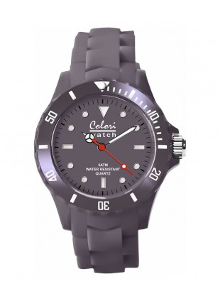 COLORI CLASSIC COLLECTION WATCH GREY 40/44MM