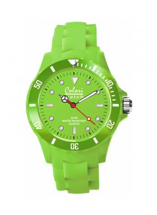 COLORI CLASSIC COLLECTION WATCH LIME GREEN 5-COL012 40MM