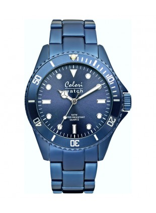 COLORI ALUMINIUM COLLECTION WATCH 50M WR