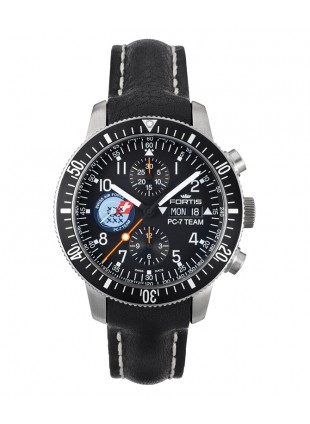 Fortis PC-7 TEAM CHRONO AUTO WATCH 638.10.91 L01