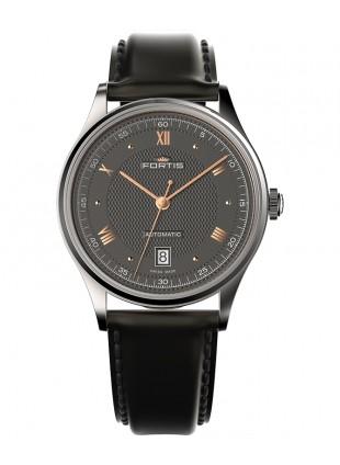 Fortis Terrestis 19FORTIS PM Classical ETA 2895-2 Date Auto watch 902.20.21 L01