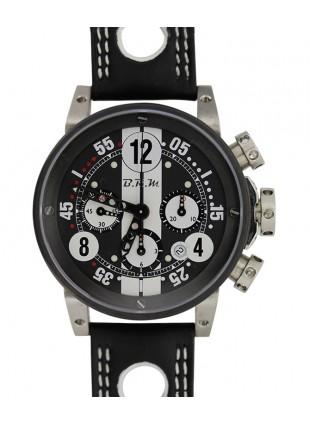 BRM RACING WATCH V13-44 AUTO PISTON CASE ETA VALJOUX 7753 BASE V13-44-N-CNBB-AN