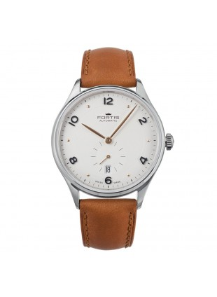Fortis Terrestis Hedonist AM Classical/Modern Date Automatic watch 901.20.12 L28