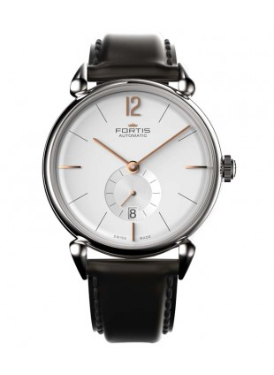 Fortis Terrestis Orchestra AM Classical/Modern Date Auto Watch 900.20.32 L01