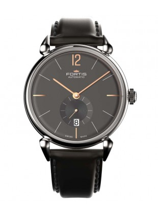 Fortis Terrestis Orchestra PM Classical/Modern Date Auto Watch 900.20.31 L01
