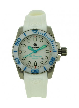 DEEP BLUE LADY BLUE SEA RAMIC ENAMEL DIAL COLLECTION