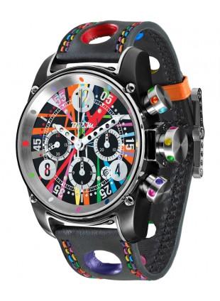 BRM Watch T12-44 Art car watch Auto Chrono Ltd Edn 100pcs