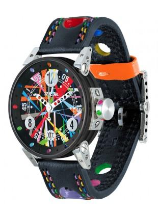 BRM Watch V7-38-N-ART CAR watch Automatic 2824-2 movement Ltd Edn 100pc