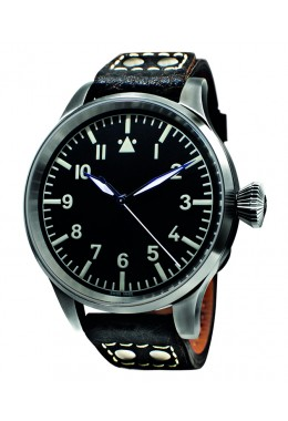 AZIMUTH MILITARE-1 48mm B-UHR STANDARD WATCH 30m WR 48mm UNITAS 6497-1 HAND WIND