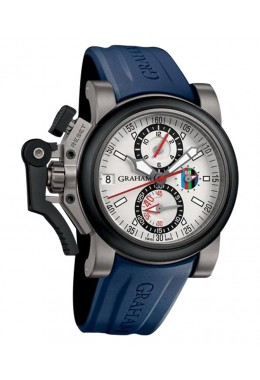 GRAHAM CHRONOFIGHTER OVERSIZE 'REFEREE' 2012 AUTO WR100M 2OVKT.S07A.K51T